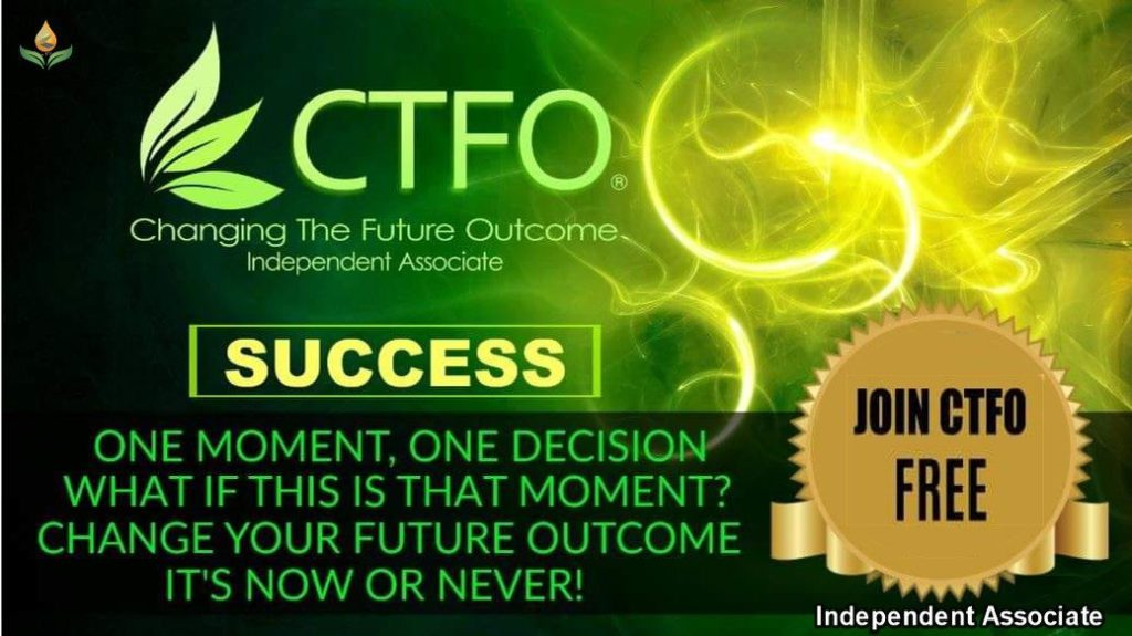Image with CTFO success text